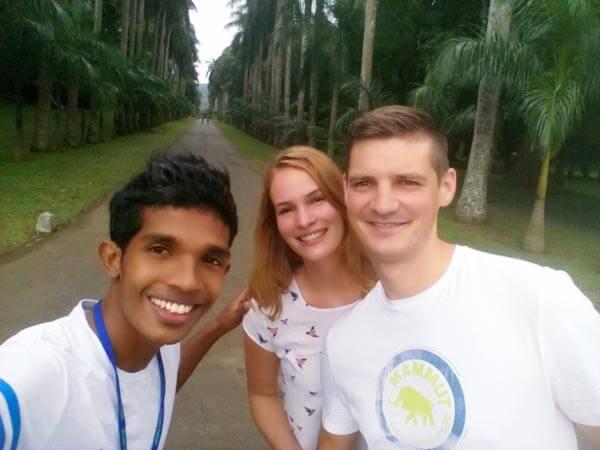 Sri lanka Rundreise und Badeurlaub