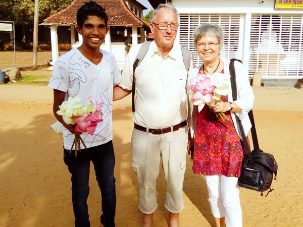 Rundreise Sri Lanka mit Badeurlaub Malediven