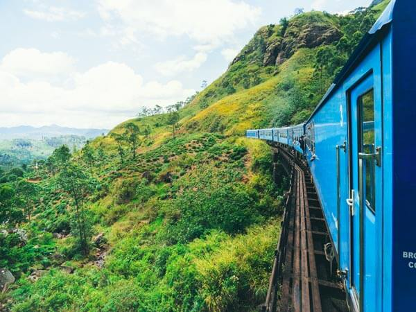 Train-Journey